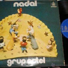 Discos de vinilo: GRUP ESTEL LP NADAL .1973 EN PERFECTO ESTADO.VER IMAGENES. Lote 64882527