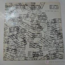 Discos de vinilo: HAPPY MONDAYS - BABY BIG HEAD (LP, LIVE ELLAND ROAD, JUNE 1991). Lote 49378683