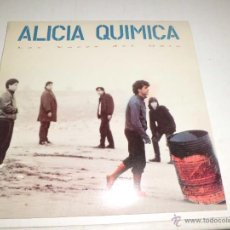 Discos de vinilo: ALICIA QUIMICA - LAS VOCES DEL ODIO MINI LP 5 TEMAS COMPLETO CON ENCARTE COMO NUEVO. Lote 49380929