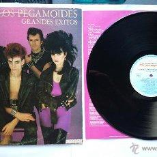 Discos de vinilo: ALASKA Y LOS PEGAMOIDES - GRANDES EXITOS (1982). Lote 49388334