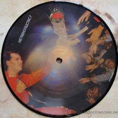 Discos de vinilo: GARY NUMAN - CARS + ARE FRIENDS ELECTRIC - SINGLE PICTURE DISC ORIGINAL. Lote 88875715