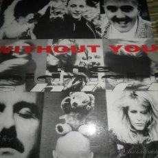 Discos de vinilo: THE MIDNIGHT SHIFT - WITHOUT YOU - MAXI SINGLE 45 R.P.M. - ORIGINAL ESPAÑOL - KONGA MUSIC 1991 -. Lote 49395917