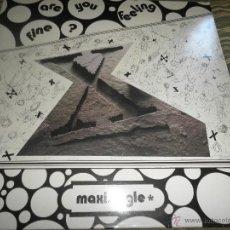 Discos de vinilo: X - ARE YOU FEELING FINE? MAXI SINGLE A 33 R.P.M. - ORIGINAL ESPAÑOL - CITY MUSIC 1989 -. Lote 49398906