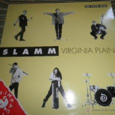 Discos de vinilo: SLAMM - VIRGINIA PLAIN - MAXI SINGLE A 33 R.P.M. - ORIGINAL INGLES - PWL RECORDS 1993 -. Lote 49399385