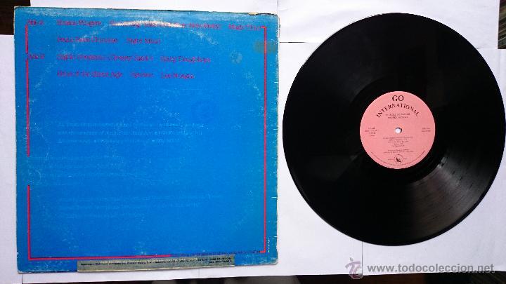 Discos de vinilo: BLAINE L. REININGER (TUXEDOMOON) - BROKEN FINGERS (EDICION ITALIANA 1982) - Foto 2 - 49405444