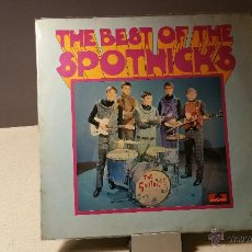 Discos de vinilo: THE BEST OF THE SPOTNICKS LP. Lote 49408696
