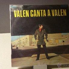 Discos de vinilo: VALEN CANTA VALEN LP. Lote 49408731