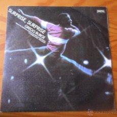 Discos de vinilo: BSO A CHORUS LINE - GREGG BURGE / SURPRISE, SURPRISE - ENSEMBLE / I HOPE I GET IT - SINGLES A 0,90 . Lote 49412808
