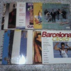Discos de vinilo: LP VINILO - LOTE DE 22 DISCOS CON LAS CARATULAS.. Lote 49413706