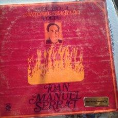 Discos de vinilo: JOAN MANUEL SERRAT. Lote 49420364