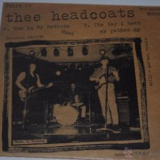 Discos de vinilo: THEE HEADCOATS.GUN IN MY FATHERS HAND + 1.(TWIST RECORDS 1995).GERMANY.. Lote 49420951