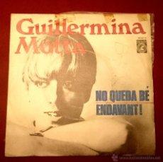 Discos de vinilo: GUILLERMINA MOTTA - NOQUEDA BÉ - CONCERINRIC 1.967. Lote 49421294