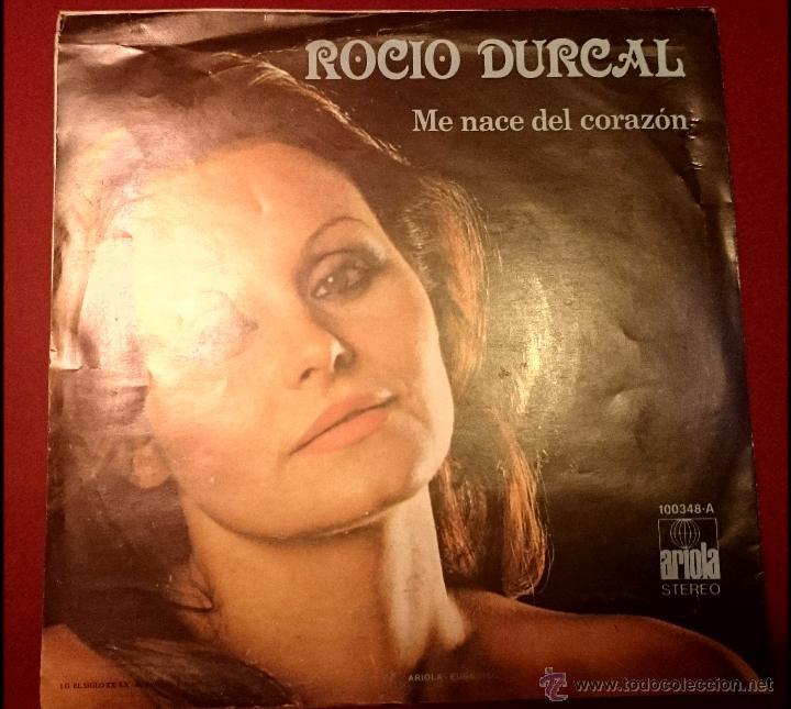 Discos de vinilo: Rocio durcal - No lastimes más - Ariola 1978 - Foto 2 - 49421304