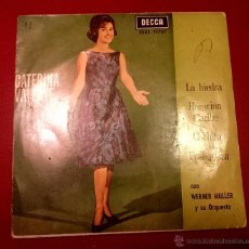Discos de vinilo: CATERINA VALENTE - LA HIEDRA ... - DECCA 1963. Lote 49421335