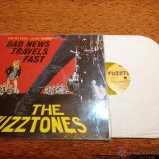 Discos de vinilo: DISCO EP VINILO - FUZZTONES - BAD NEWS TRAVELS FAST - 1987 - DISCO AMARILLO - DIFÍCIL - MUY BUENO. Lote 49421346