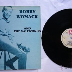 Discos de vinilo: BOBBY WOMACK AND THE VALENTINOS - BOBBY WOMACK AND THE VALENTINOS (1988). Lote 49421652