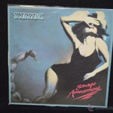 Discos de vinilo: SCORPIONS - SAVAGE AMUSEMENT - LP. Lote 148355084