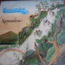 Discos de vinilo: TORRENTE - NATURALEZA - ENIGRAC 1982 HECHO EN NICARAGUA CHLP-002. Lote 49425107