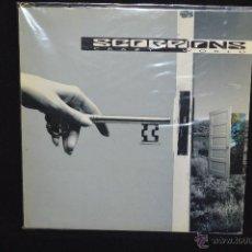 Discos de vinilo: SCORPIONS - CRAZY WORLD -LP. Lote 51979208