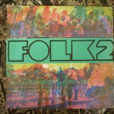 Discos de vinilo: LP. FOLK 2. AÑO 1968. Lote 49429332