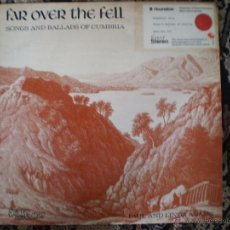 Discos de vinilo: LP. PAUL AND LINDA ADAMS. FAR OVER THE FELL. AÑO 1975. Lote 49429404