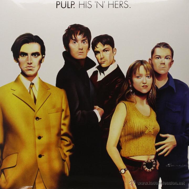 2LP PULP HIS 'N' HERS VINILO (Música - Discos - LP Vinilo - Pop - Rock Extranjero de los 90 a la actualidad)