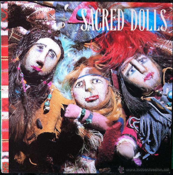 SACRED DOLLS - SACRED DOLLS. HEAVY METAL, 1989 (Música - Discos - LP Vinilo - Heavy - Metal)