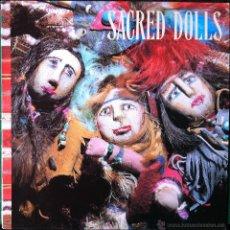 Discos de vinilo: SACRED DOLLS - SACRED DOLLS. HEAVY METAL, 1989. Lote 49432591