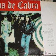 Discos de vinilo: SOPA DE CABRA MAXI TIENES QUE PILLAR + 2.1992. Lote 286697728