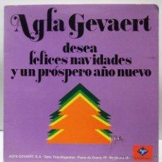 Discos de vinilo: LP ·· AGFA GEVAERT .. Lote 49440510