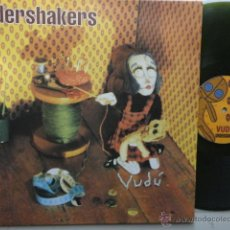 Discos de vinilo: UNDERSHAKERS- VUDU- LP 1998- PRIMERA EDICION -SUBTERFUGE- VINILO COLOR VERDE- IMPECABLE.. Lote 49651722