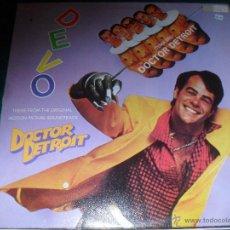 Discos de vinilo: DEVO, DOCTOR DETROIT. B.S.O MCA RECORDS 1983. Lote 49446159