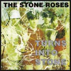 Discos de vinilo: LP THE STONE ROSES TURN INTO STONE 180G VINILO. Lote 269363698