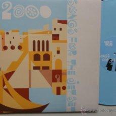 Discos de vinilo: SONGS FOR THE JET SET-VOL. 3-SPAIN LP 2000 -BLUE VINYL- VARIOUS ROCK/ SOUL/ LOUNGE/POP BANDS-MINT. Lote 49447724