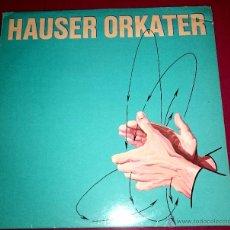 Discos de vinilo: HAUSER ORKATER - HAUSER ORKATER - BOVEMA NEGRAM - 1978. Lote 49452501