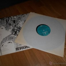 Discos de vinilo: LP THE BEATLES // REVOLVER // ODEON B. 28.985 1966. Lote 49452516