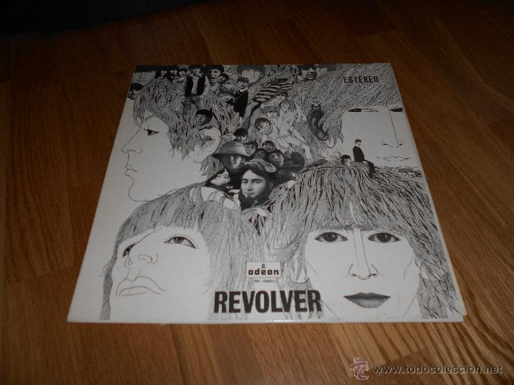 Discos de vinilo: LP THE BEATLES // REVOLVER // ODEON b. 28.985 1966 - Foto 2 - 49452516