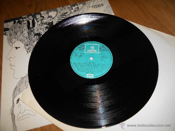 Discos de vinilo: LP THE BEATLES // REVOLVER // ODEON b. 28.985 1966 - Foto 4 - 49452516
