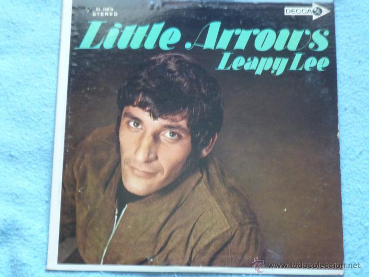 LITTLE ARROWS,LEAPY LEE ORIGINAL USA (Música - Discos - LP Vinilo - Pop - Rock Extranjero de los 50 y 60)