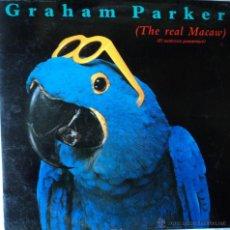 Discos de vinilo: GRAHAM PARKER - THE REAL MACAW - EDICIÓN DE 1983 DE ESPAÑA. Lote 49457617