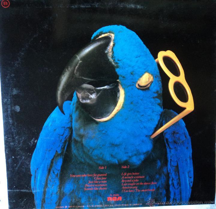 Discos de vinilo: Graham Parker - The Real Macaw - Edición de 1983 de España - Foto 2 - 49457617