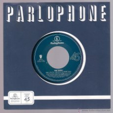 Dischi in vinile: TINIE TEMPAH - PASS OUT (SINGLE 7'', 2010 PARLOPHONE ) RAP-DUB. Lote 49462872