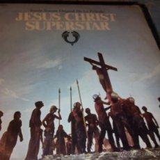 Discos de vinilo: LP.DISCO VINILO DOBLE.JESUS CHRIST SUPERSTAR,VERSIÓN ESPAÑOLA. Lote 49469975