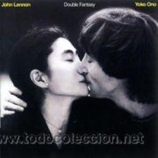 Discos de vinilo: JOHN LENNON & YOKO ONO - DOUBLE FANTASY (LP, ALBUM) . Lote 49473754
