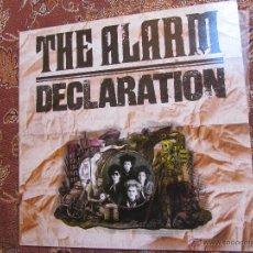 Discos de vinilo - THE ALARM- LP DE VINILO - TITULO DECLARATION- ORIGINAL DEL 84- 12 TEMAS- NUEVO A ESTRENAR - 49478694