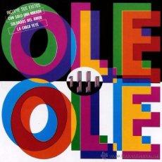 Discos de vinilo: OLE OLE ?– OLE OLE - 1990, LP SPAIN, . Lote 49481541