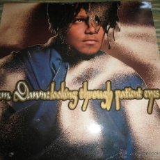 Discos de vinilo: P.M. DAWN - LOOKING THROUGH PATIENT EYES - MAXI 45 R.P.M. - ORIGINAL ESPAÑOL - ISLAND RECORDS 1993 -. Lote 49484503