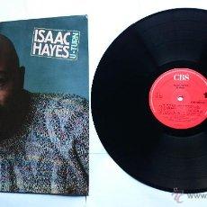 Discos de vinilo: ISAAC HAYES - U-TURN (EDICION HOLANDESA 1986). Lote 49485130