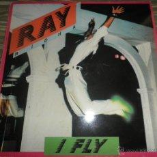 Discos de vinilo: RAY RIDHA - I FLY - MAXI A 45 R.P.M. - ORIGINAL ESPAÑOL -DISCOS GAMES 1986 . -. Lote 49485799