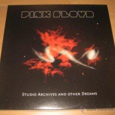 Discos de vinilo: LP PINK FLOYD STUDIO ARCHIVES AND OTHER DREAMS EMI PATHE EU. Lote 49491549